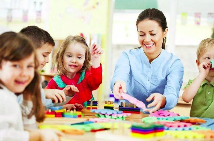 Игра как метод для развития детей